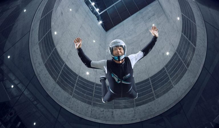 Get ready to witness two record breaking experience at CLYMB™ Abu Dhabi