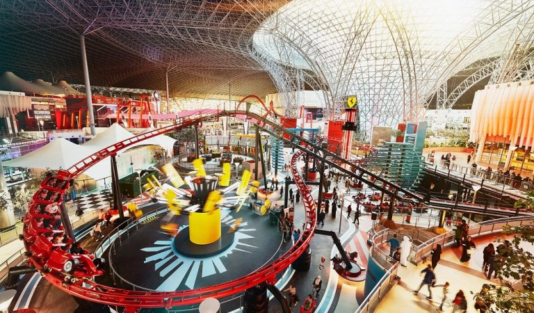 What Makes The Family Zone Festival Stand Out At Ferrari World Abu Dhabi?