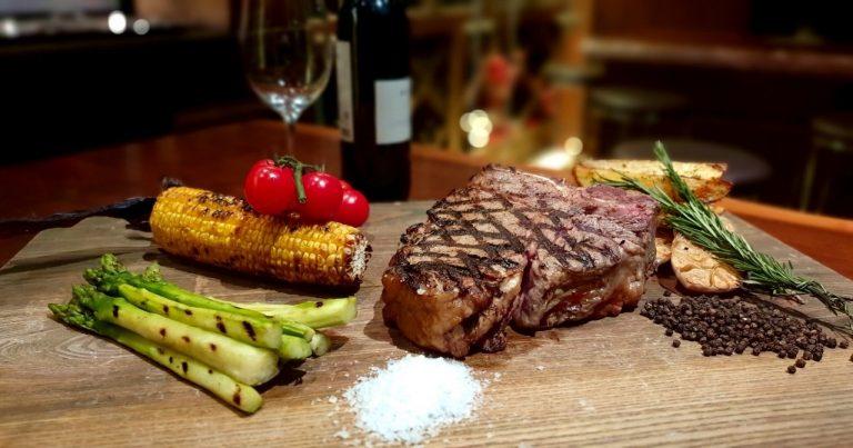 Juiciest Steaks in Abu Dhabi