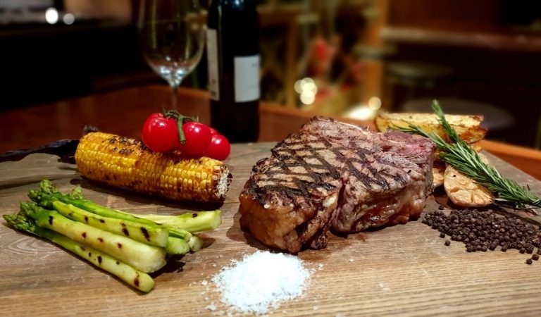 Can this place have one of the juiciest steaks in Abu Dhabi?