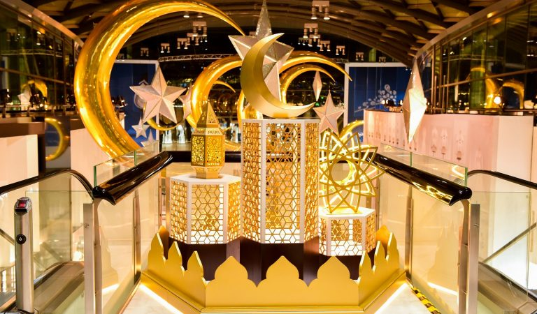 What makes Ramadan spectacular at The Galleria Al Maryah Island?