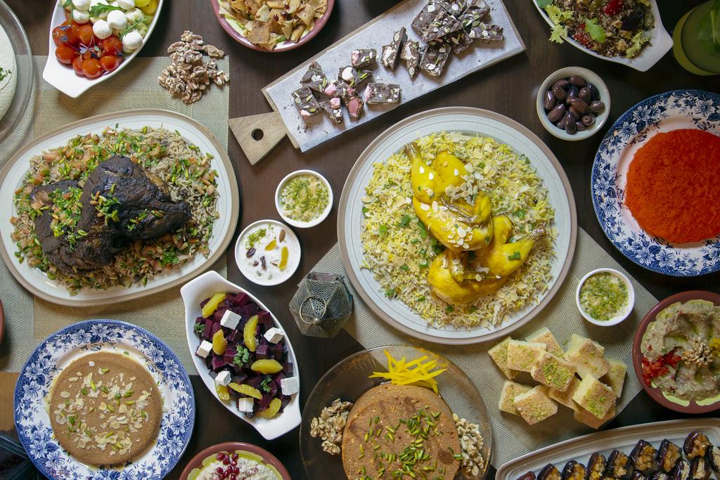 Ramadan at Courtyard by Marriott
