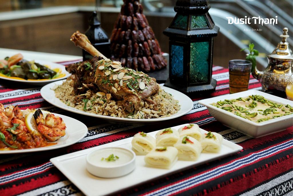 Iftar at Dusit Thani Abu Dhabi