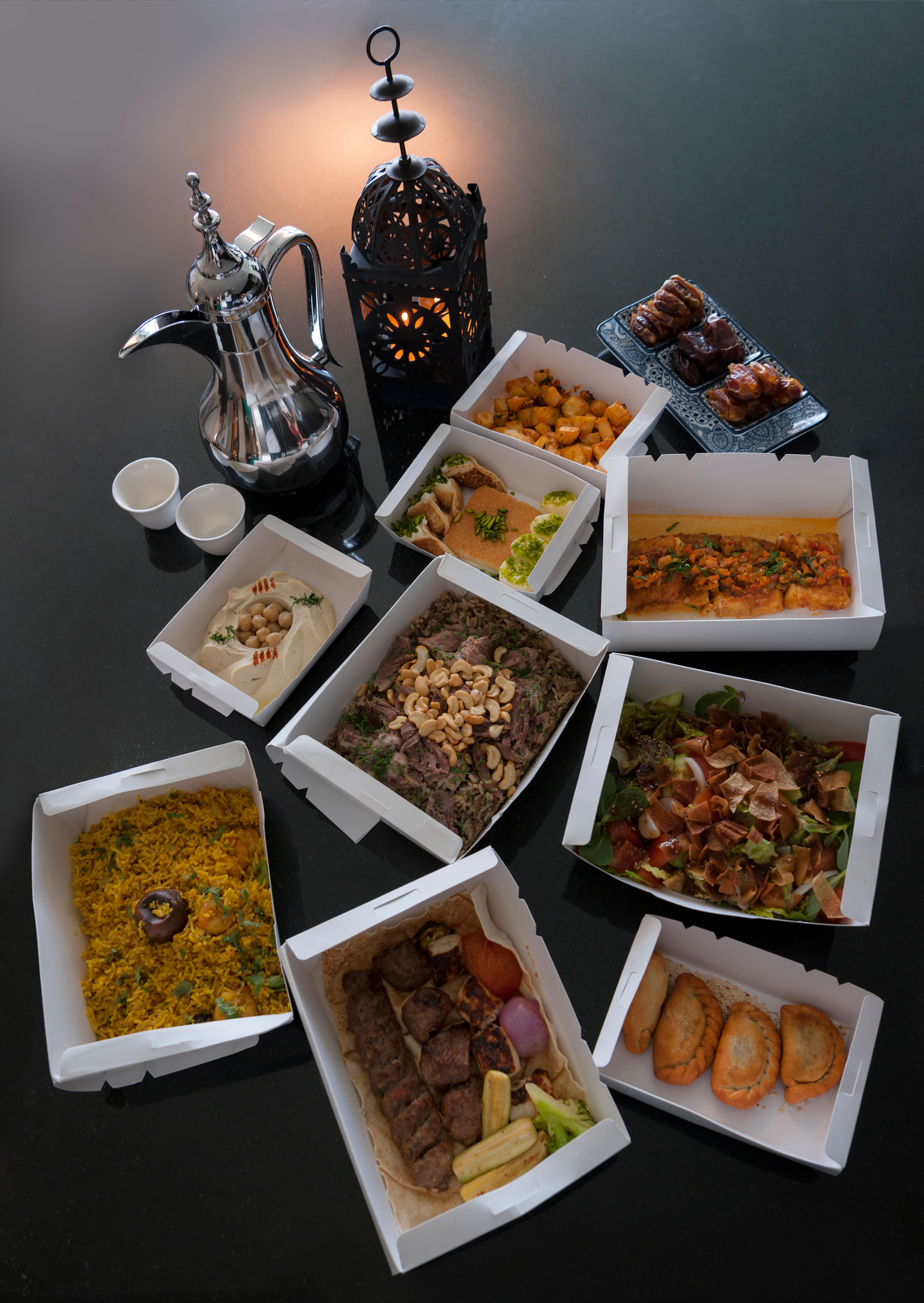 Ramadan delivery at Rosewood