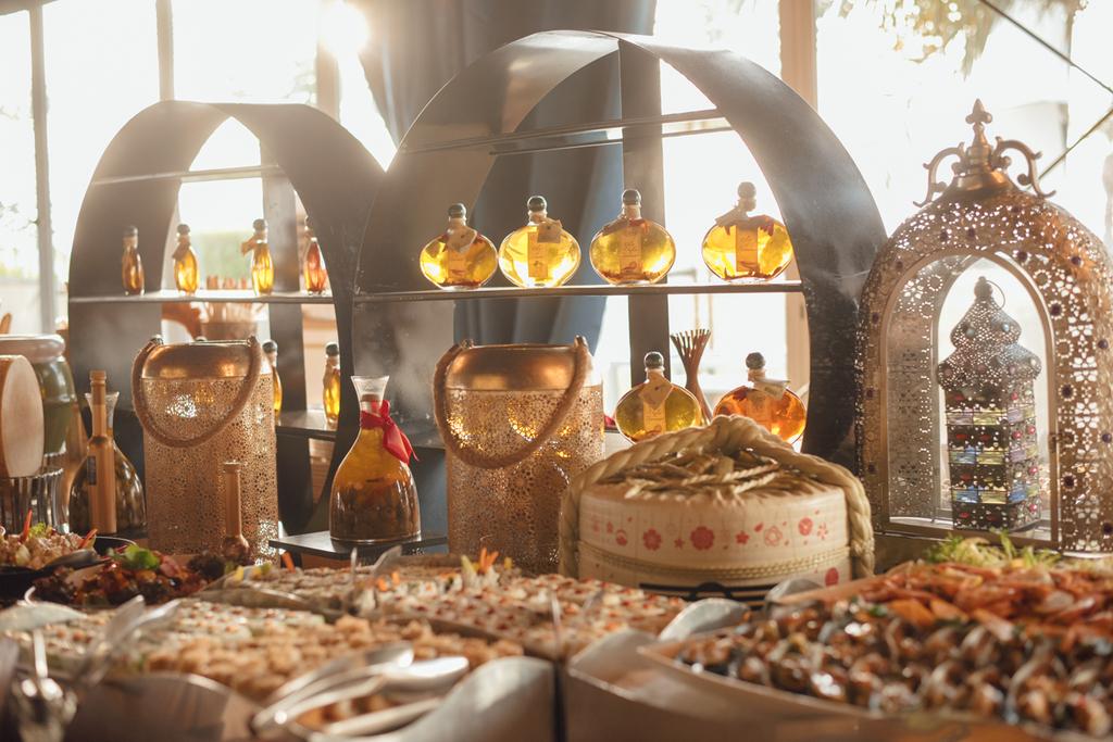 Ramadan at Fairmont