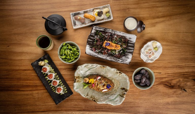 Iftar – You can still enjoy this 9-course sushi menu in Abu Dhabi