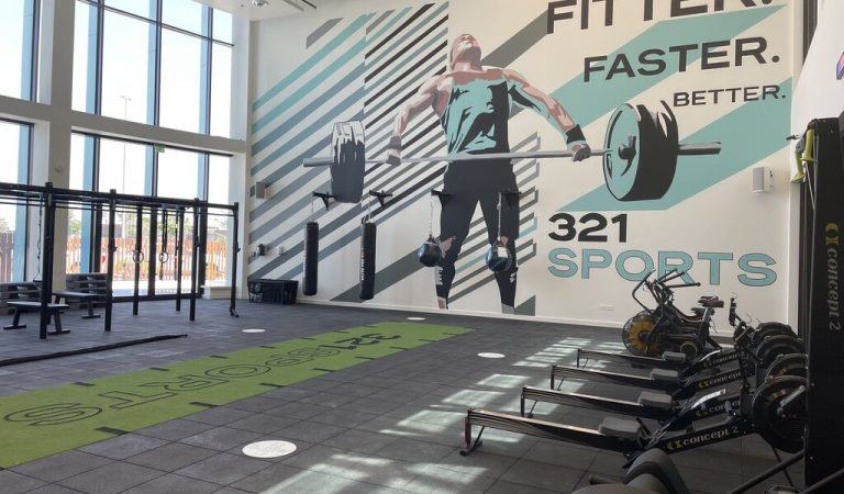 321Sports: State-of-the-art fitness centre opens on Hudayriyat Island