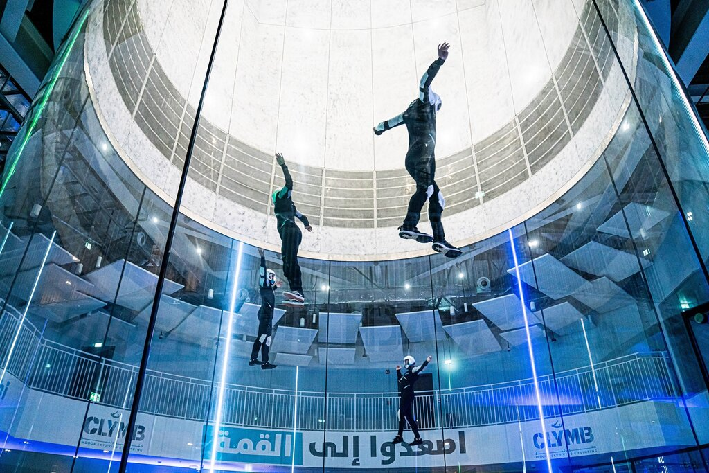 CLYMB™ Abu Dhabi