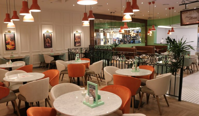 La Brioche has revamped three of its locations and its an absolute visit!