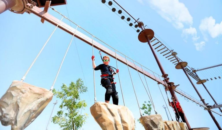 Summer Camps in Abu Dhabi: The biggest adventure awaits you!