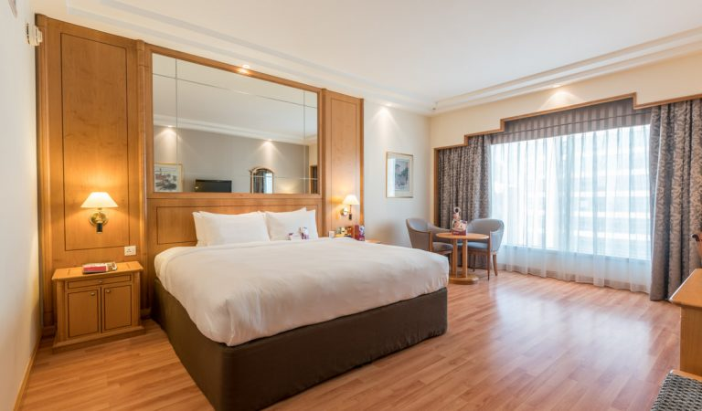 Yas theme parks inclusive offer at this 5* hotel in Abu Dhabi