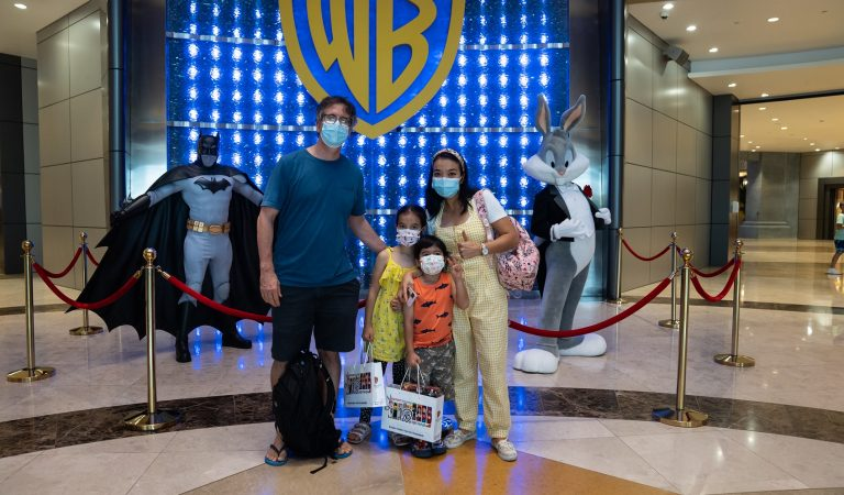 Warner Bros. World™ Abu Dhabi delights guests on its 3rd anniversary