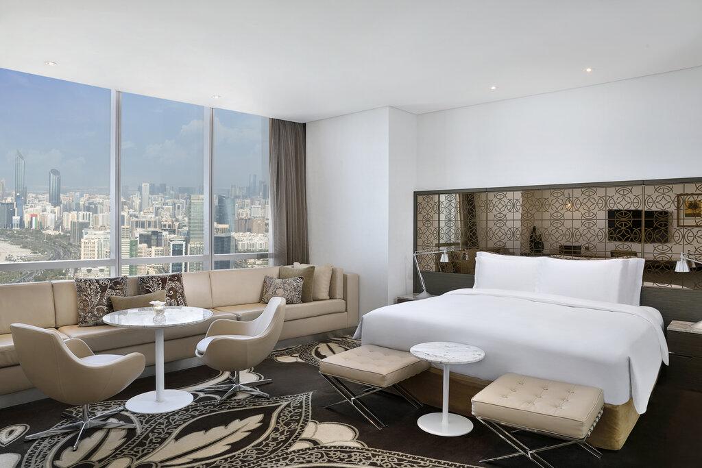 Suite Room at Conrad Abu Dhabi