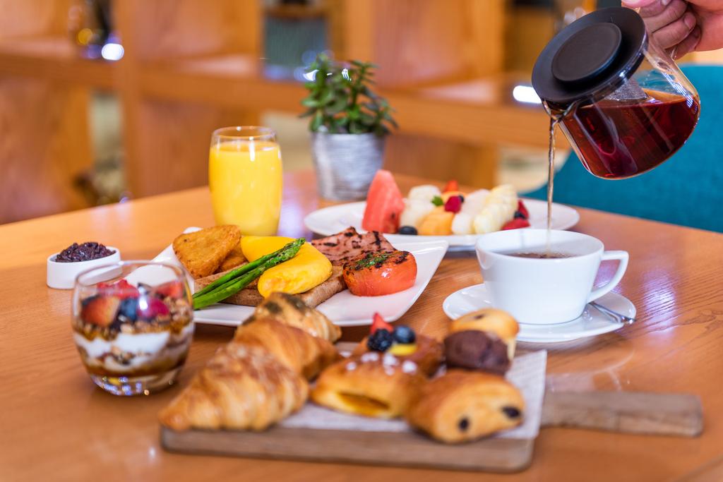 Fairways breakfast