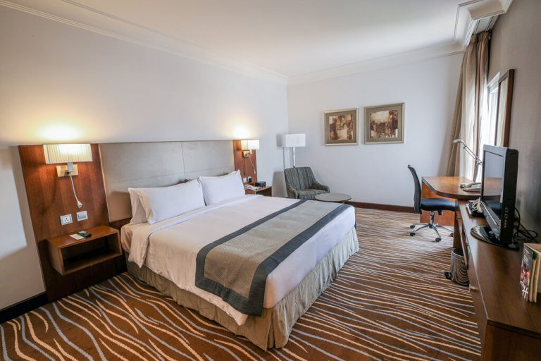 Staycation deal at Holiday Inn Abu Dhabi Downtown