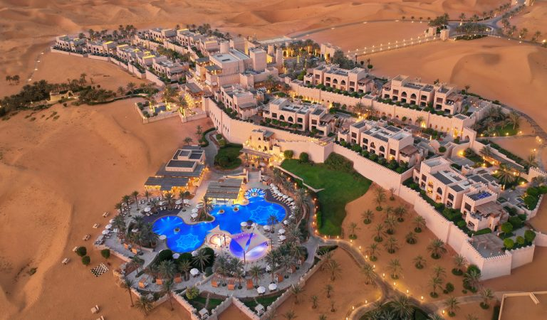 Arabian Adventures: This multi destination package shows the beauty of Abu Dhabi