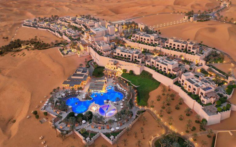 Arabian Adventures with Qasr Al Sarab