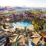 Yas Theme Parks on Yas Island