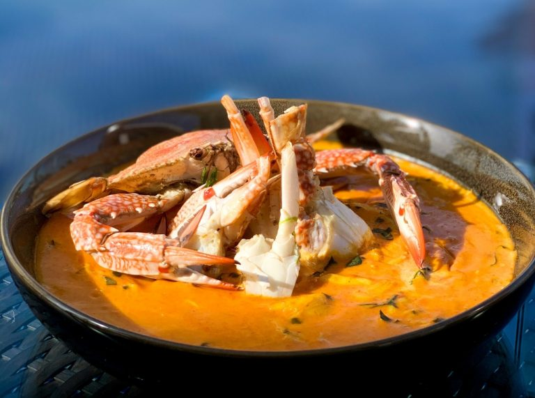 Crabs and Curries