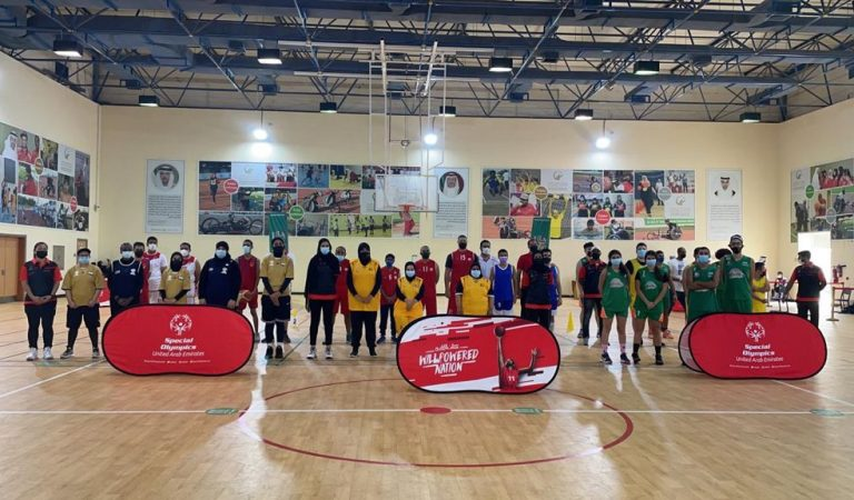 First unified basketball tournament unveiled by Special Olympics in UAE