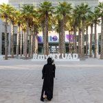 NYU Abu Dhabi campus