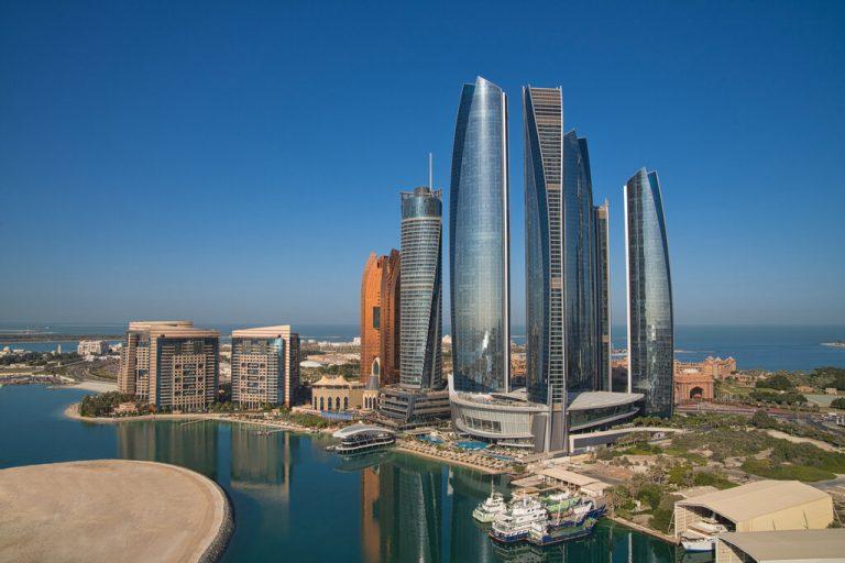 weekend in Abu Dhabi