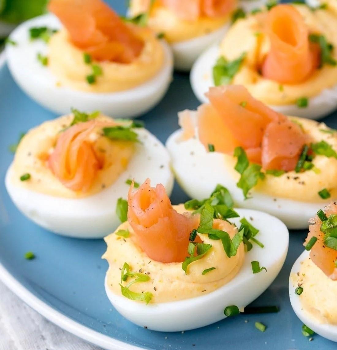 Devilled Eggs on World Egg Day