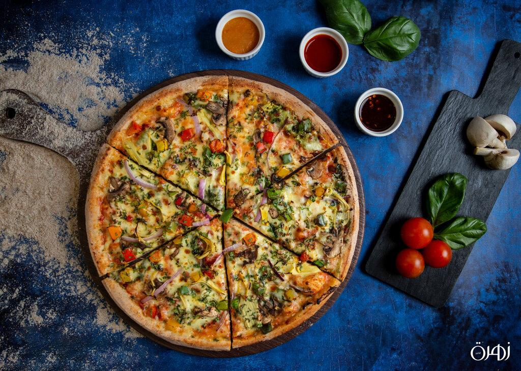 NKD Pizza Abu Dhabi