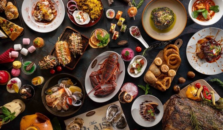 6 reasons to visit these restaurants at Dusit Thani Abu Dhabi