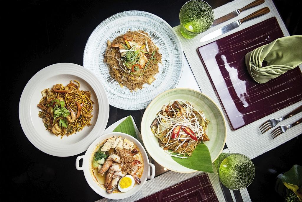Noodle Night at Dusit Thani Abu Dhabi